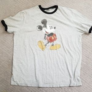 🐵  Mickey mouse graphic tee, size Xlarge, shirt.